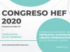 CONGRÈS HEF 2020