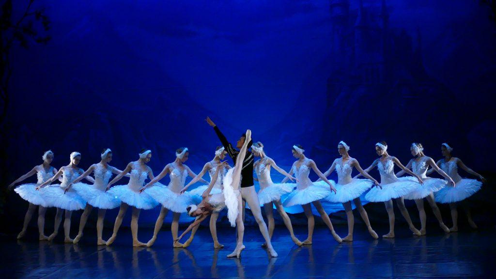 lago de los cisnes Russian Classical Ballet