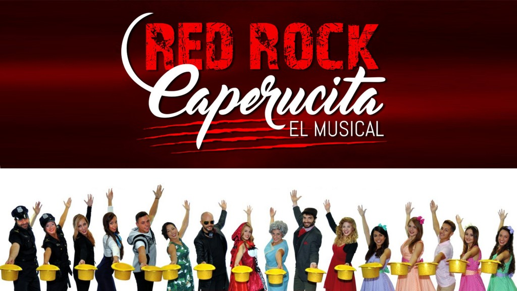 red rock caperucita
