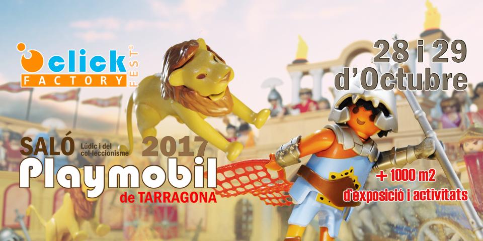 SALÓ PLAYMOBIL DE TARRAGONA
