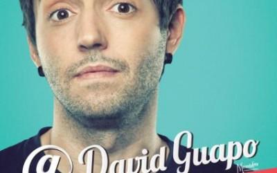 SOLD OUT DE DAVID GUAPO, NOVA ACTUACIÓ EL 17 DE SETEMBRE
