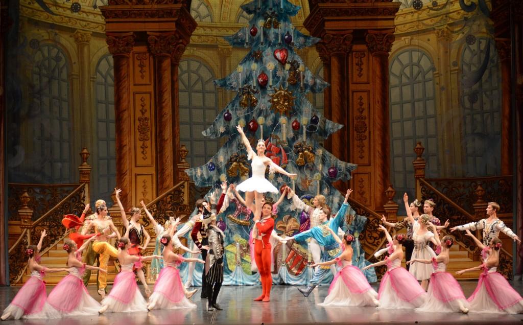 Ballet de Moscou El Trencanous