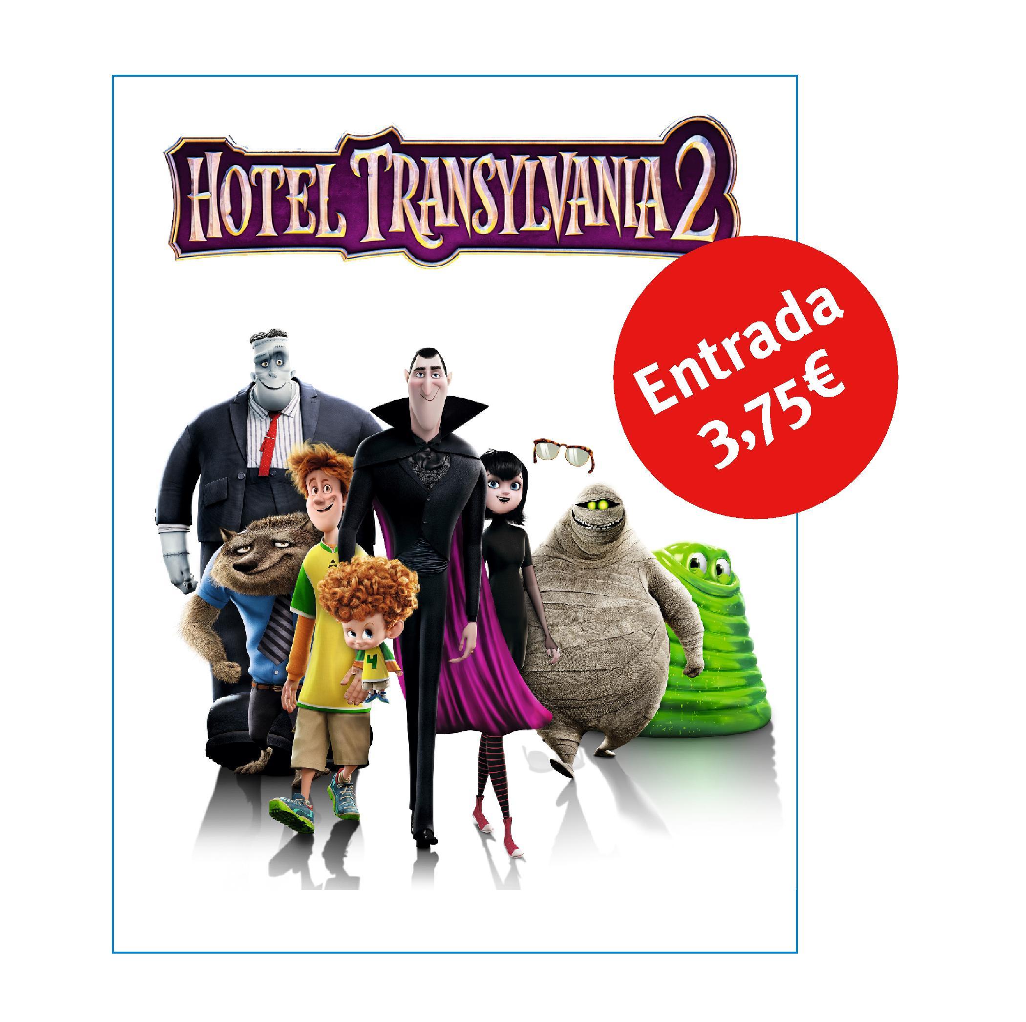 Hotel Transsilvània 2