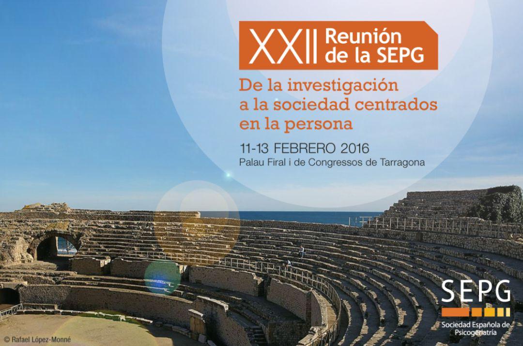cartell de la XXII reunió anual de la SEPG