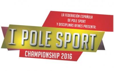 I CAMPIONAT NACIONAL DE POLE SPORT
