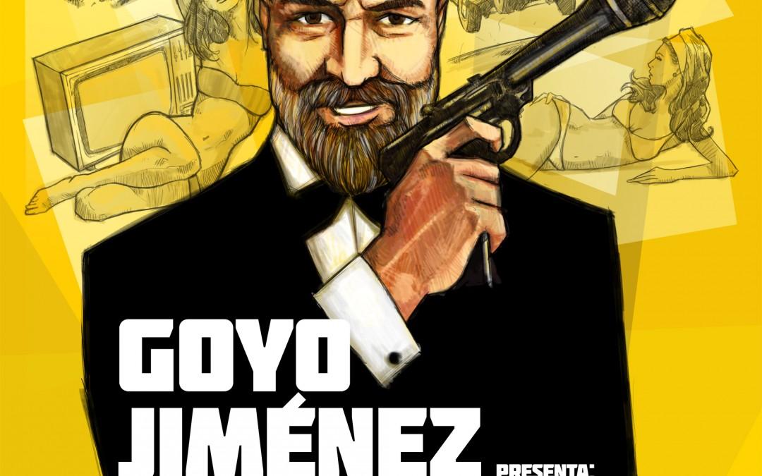 BY THE WAY, DE GOYO JIMÉNEZ