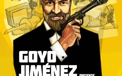 BY THE WAY, DE GOYO JIMÉNEZ
