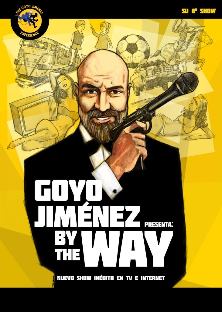 Goyo Jimenez by the way