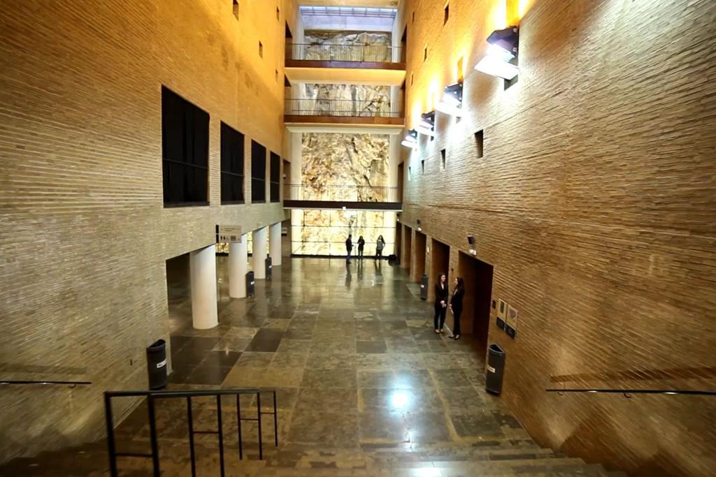 Planta 0 El Palau Tarragona 7