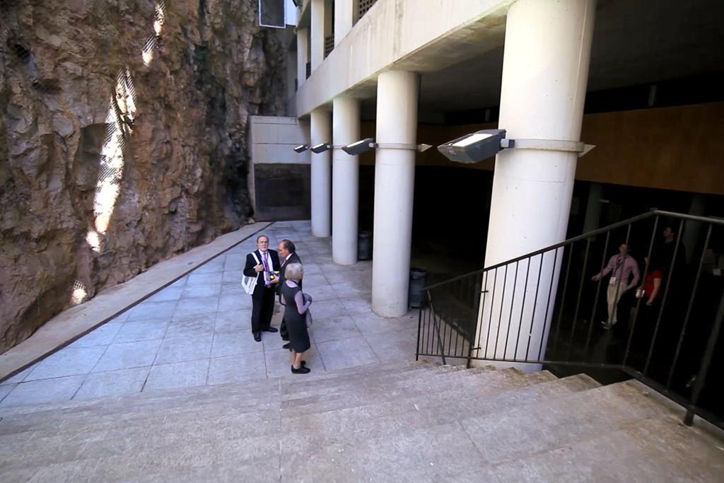 Planta -1 El Palau Tarragona 10