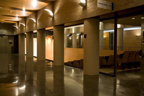 Planta -1 El Palau Tarragona 3