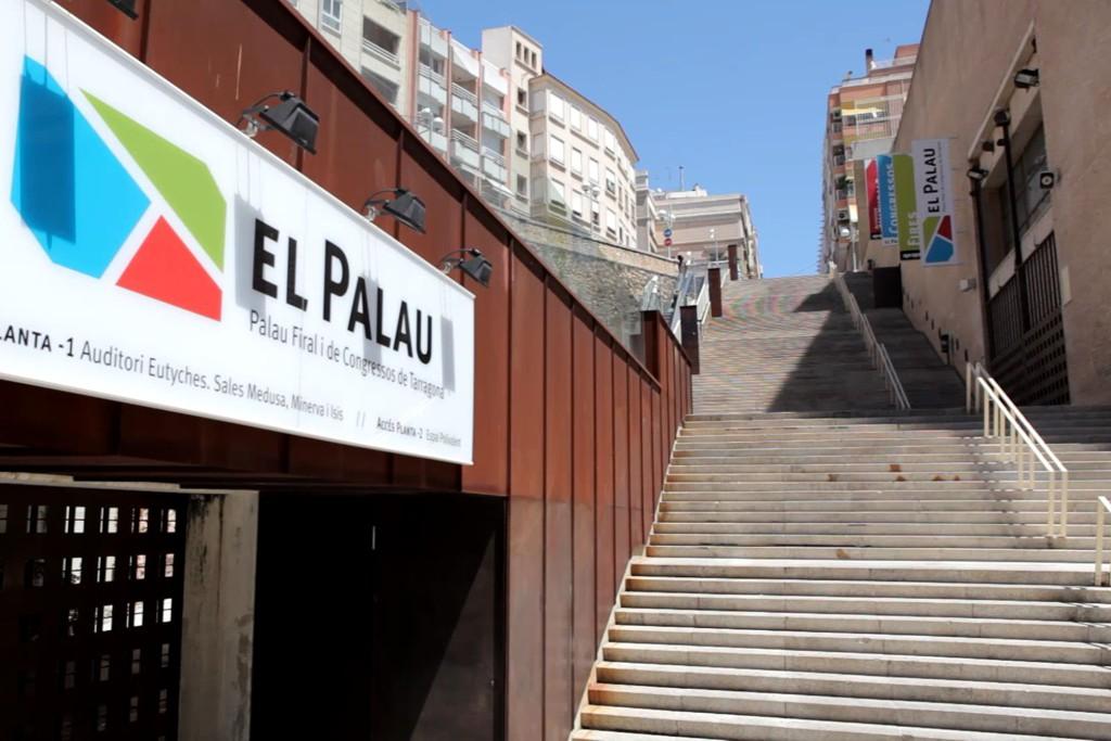 Planta -1 El Palau Tarragona 9
