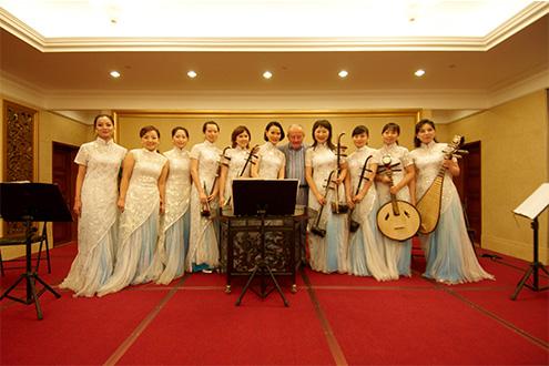 orquestra tradicional nacional de chongqing