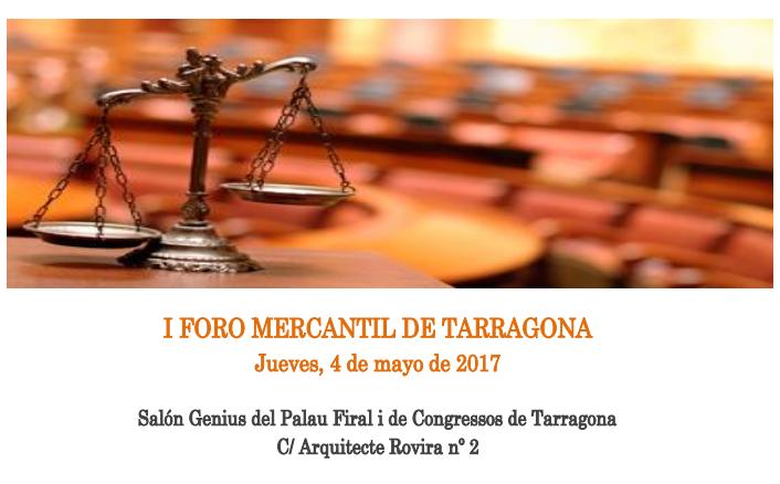 foro mercantil tarragona
