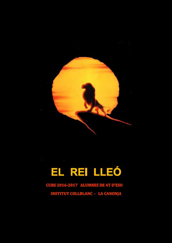 EL REI LLEÓ IES COLLBLANC
