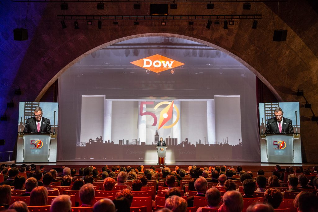 Dow Iberica 50 aniversario