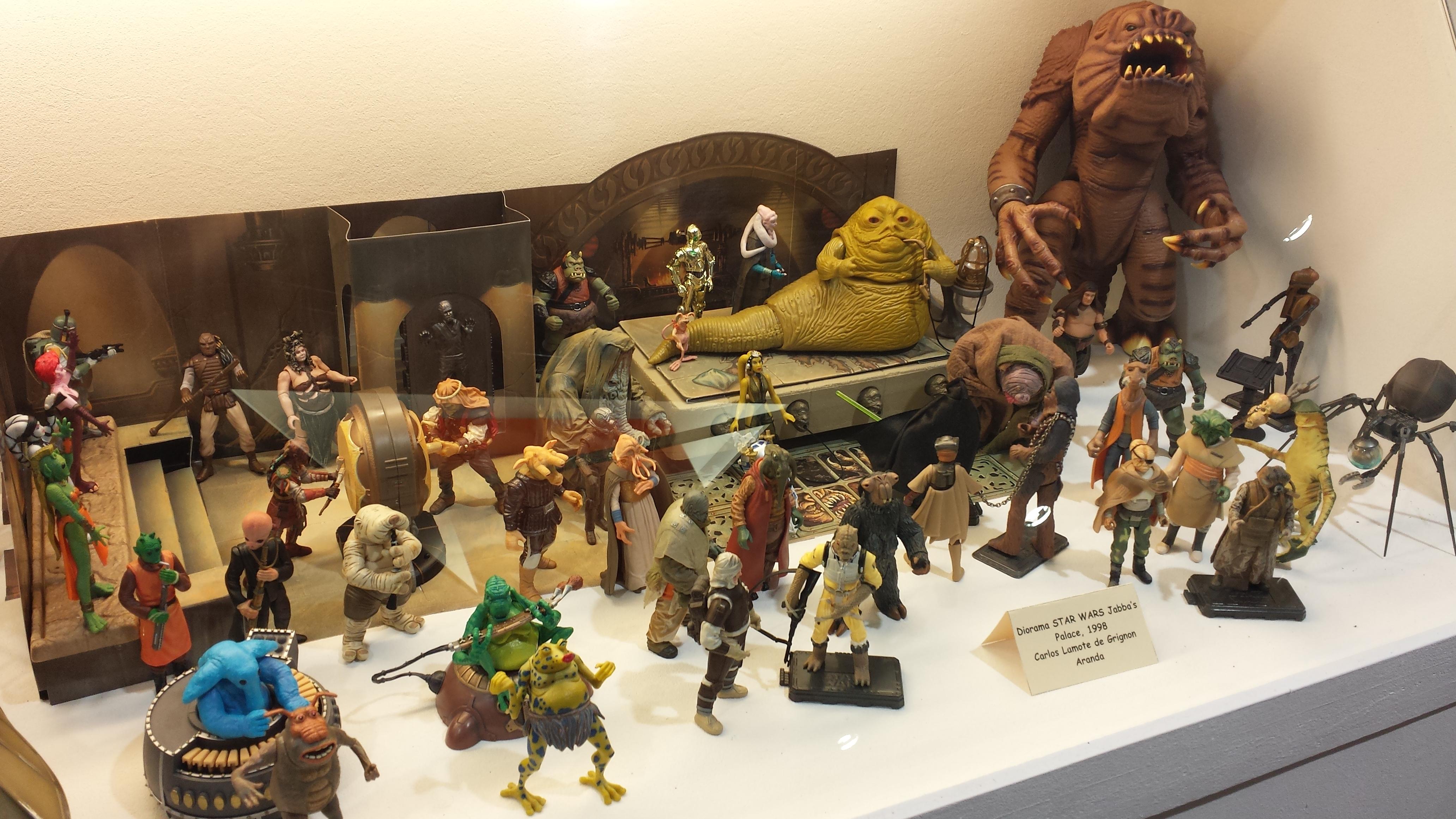 expo figures starraco wars