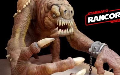 RANCOR GEGANT PER STARRACO WARS