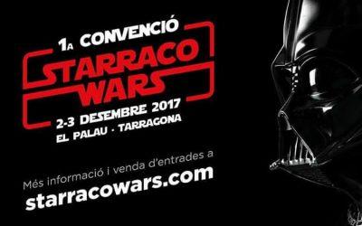 STARRACO WARS Y LA FUERZA DEL PALAU