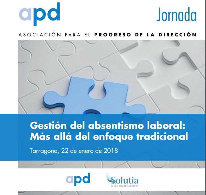 GESTIÓ DE L'ABSENTISME LABORAL