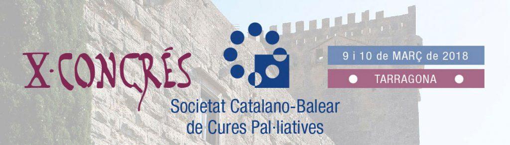 Cures pal.liatives X congrés catalanobalear