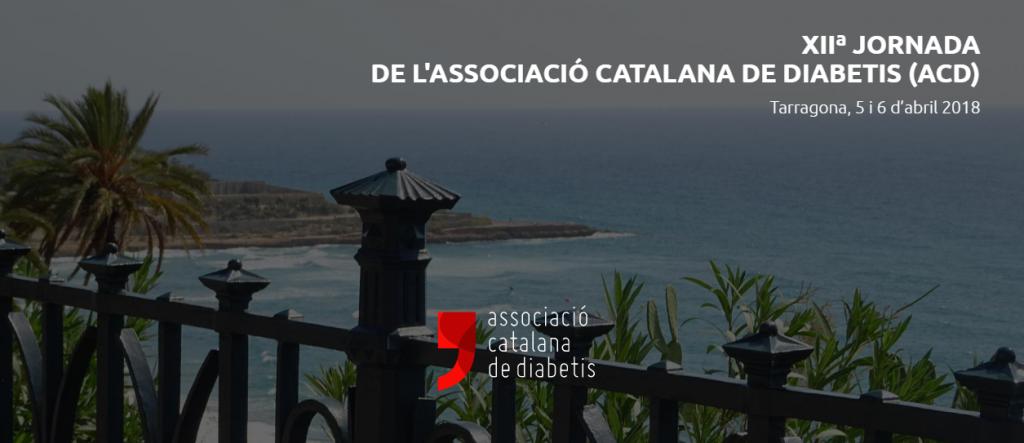 XIIª JORNADA DE L'ASSOCIACIÓ CATALANA DE DIABETIS (ACD)