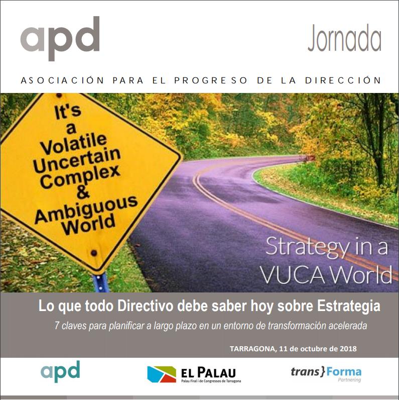 asociaicón para el progreso de la dirección APD