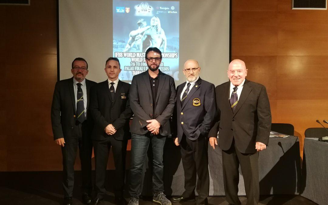 Mundial de Bodybuilding&Fitness al Palau de Congressos de Tarragona