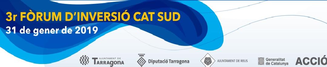 3R FÒRUM D'INVERSIÓ CAT SUD