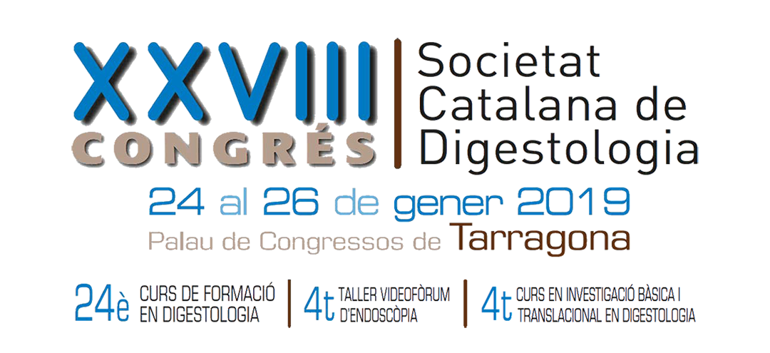 XXVIII CONGRESO DE DIGESTOLOGÍA