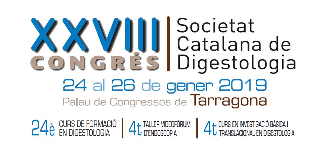 XXVIII CONGRÉS DE DIGESTOLOGIA