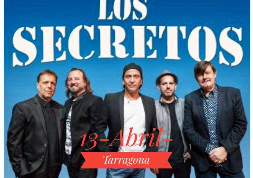 LOS SECRETOS | CONCERT TARRAGONA