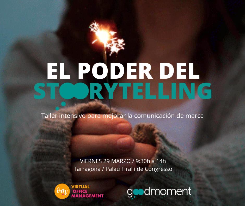 STORY TELLING Formació Tarragona