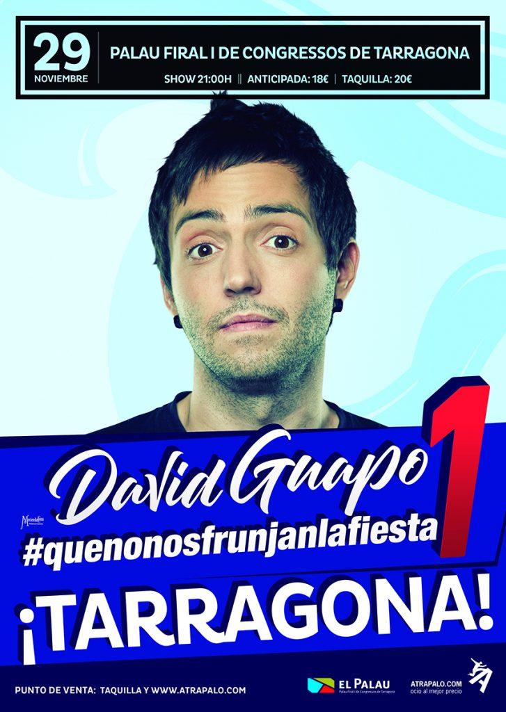David GuapO QUE NO NOS FRUNJAN LA FIESTA 1