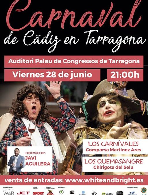CANCEL·LAT | CARNAVAL DE CÁDIZ