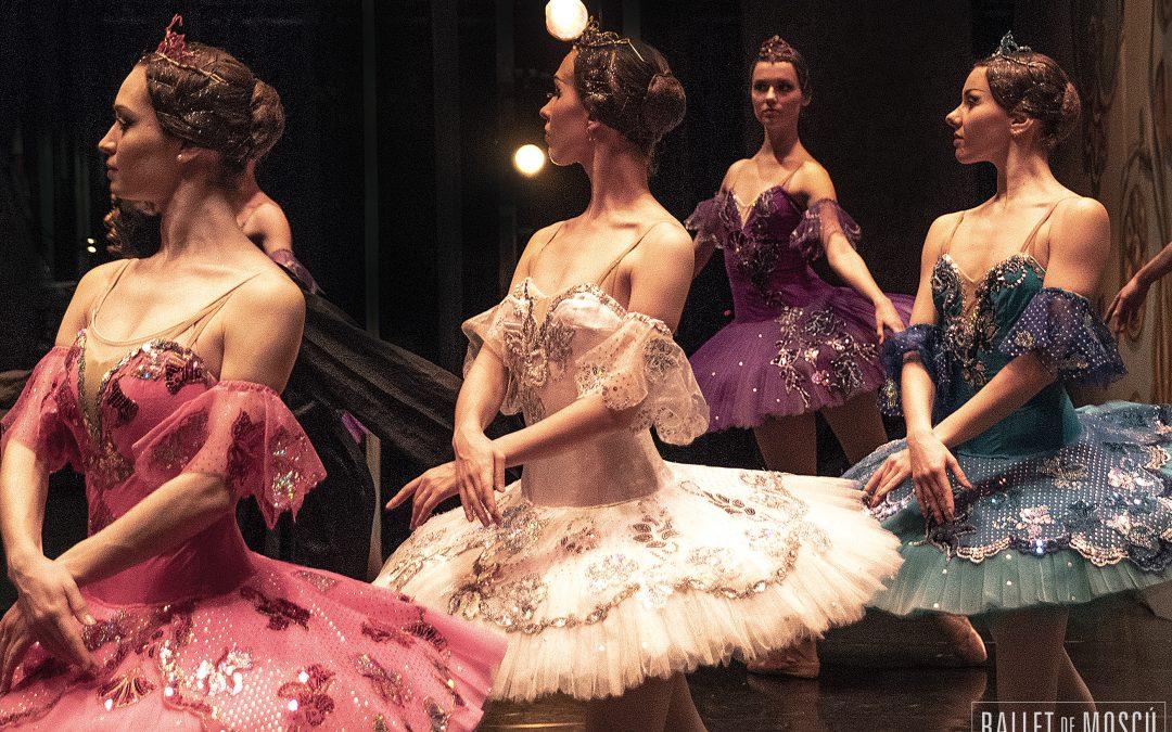 CELEBRANT 30 ANYS DEL BALLET DE MOSCOU