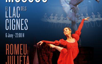 LLAC DELS CIGNES | BALLET DE MOSCOU