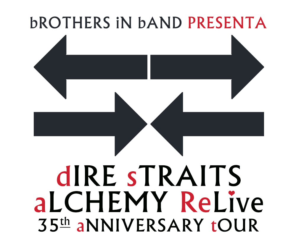 Dire Straits Brothers in band _ Alchemy