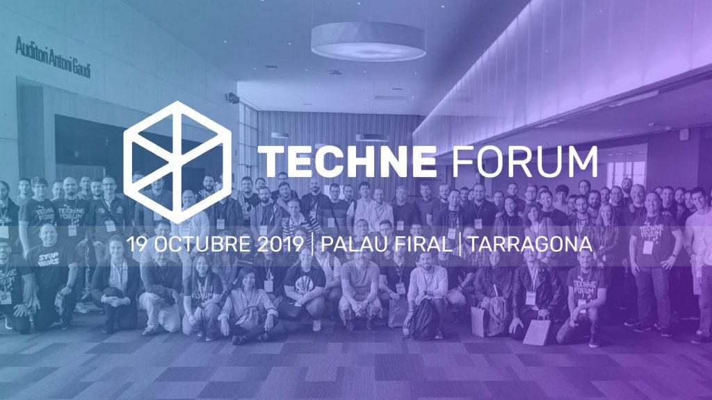 TECHNE FORUM 2019