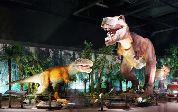 dinosaurs tour 2020