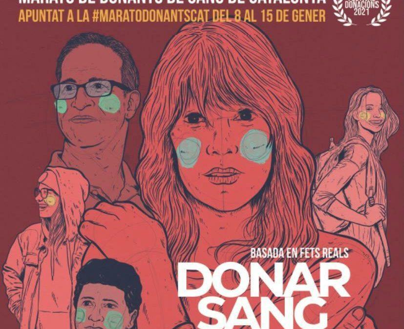 MARATÓ DONANTS DE SANG